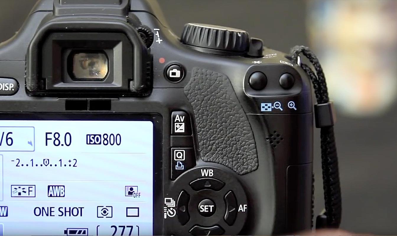 Corso di base di fotografia